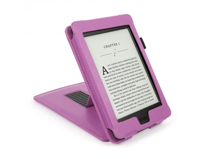 Kindle PaperWhite Stand Case (Purple)