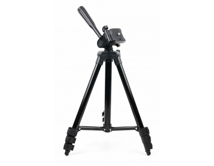 100cm Telescopic Tripod with 3 Way Tilt Head
