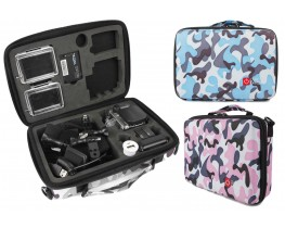 Extreme Hard EVA Shell Case for GoPro HERO4, HERO3+ & All HERO Models (Various Colours)