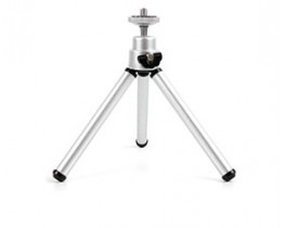 Mini Table Top Aluminium Telescopic Tripod