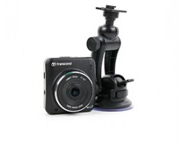 In-Car Windscreen & Dashboard Suction Mount for Dash Cams/Cameras