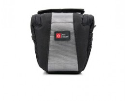 Black & Grey Slim Camera Carry Case