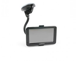 Long Reach Flexible Arm Suction Cup Mount for Garmin Nuvi Sat Navs