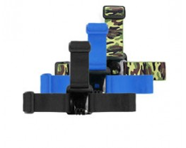 Adjustable Action Camera Head Strap Mount