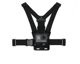 Adjustable Action Camera  Chest Mount and Harness