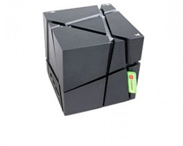 """Magic Cube"" Portable Speaker (Bluetooth, Wireless)"
