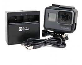 GoPro HERO 5/6/7 Dual Slot Battery Charger